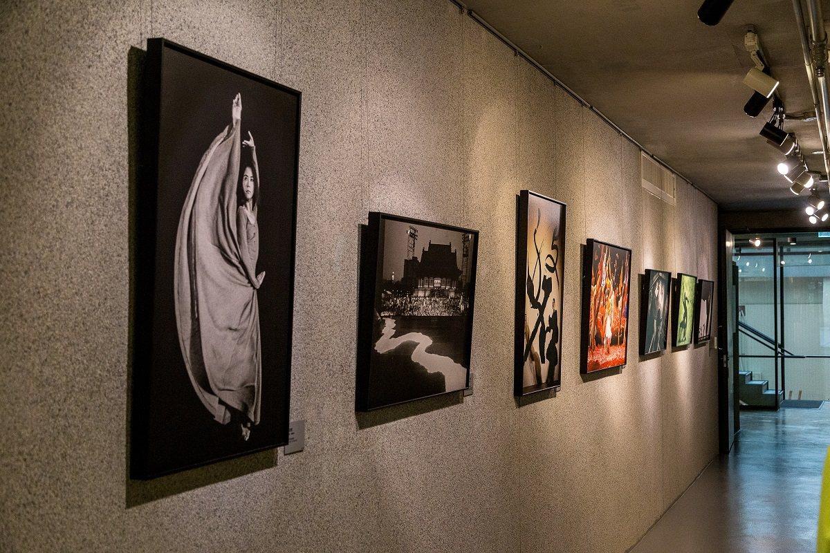 藝廊展出「劉振祥的雲門風景」攝影特展