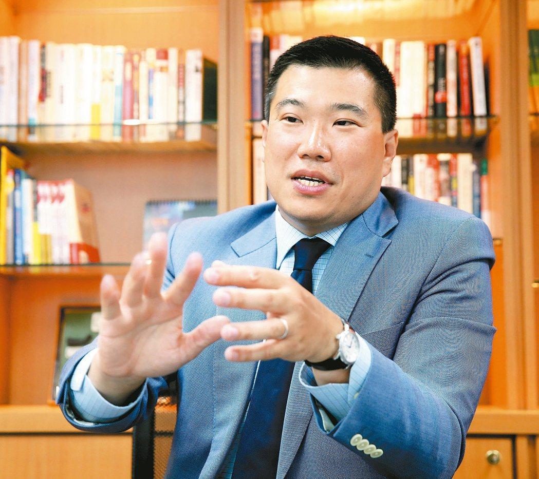 林濬暘 景丞科技董事長