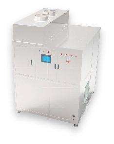 恆溫恆濕微汙處理設備(TAU) 奇鼎科技/提供