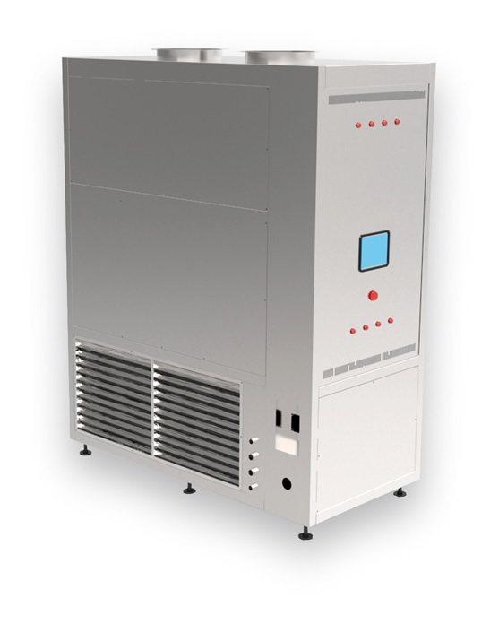 節能型精密恆溫恆濕機(TCU) 奇鼎科技/提供