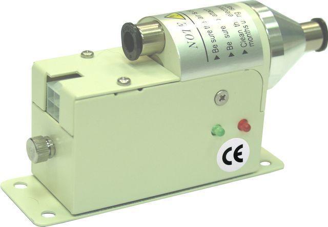 科斯密國際公司推出氣壓式靜電消除機。 科斯密/提供