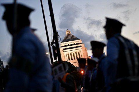 爭議的「共謀罪」新法,終於在今年7月11日正式上路。 圖/歐新社