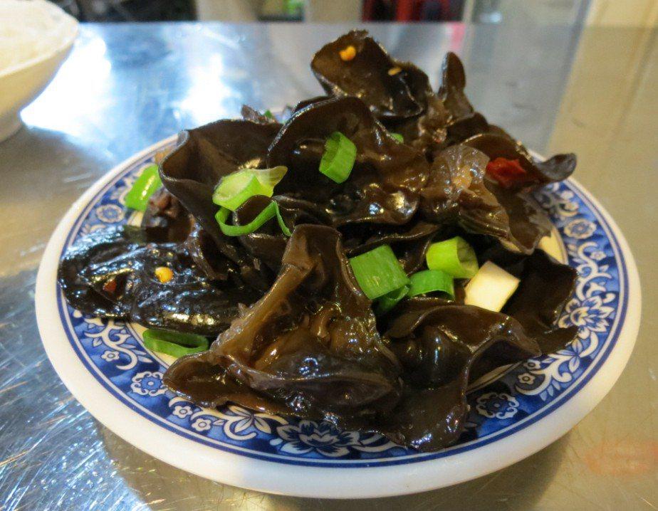 木耳不是海菜啊! 圖片來源/聯合報系