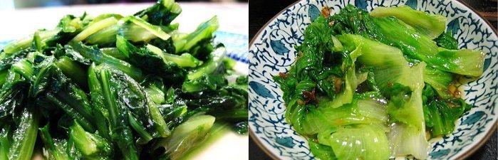 左/A菜,右/大陸妹