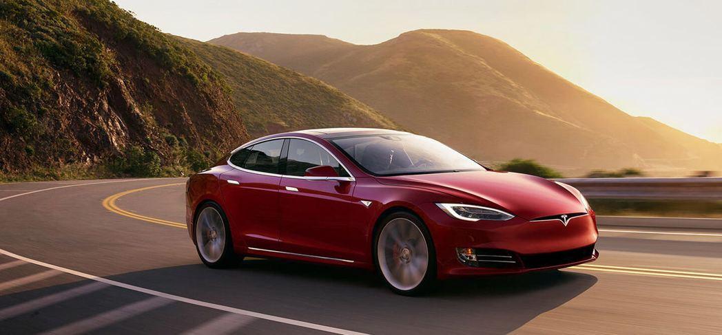 圖為Tesla Model S。 摘自Tesla