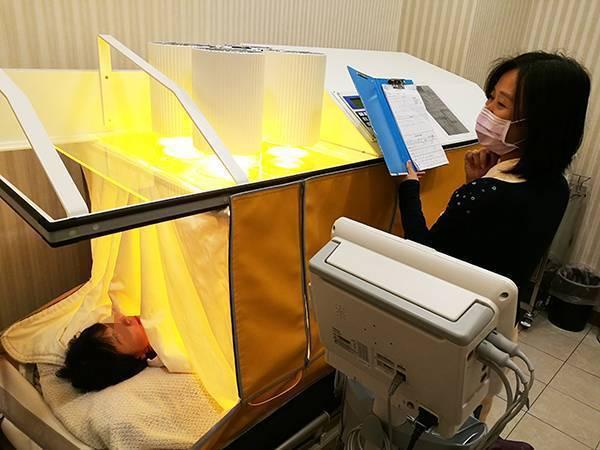目前國內各大醫學中心均陸續引進熱療技術。海克瑟健康診所/提供