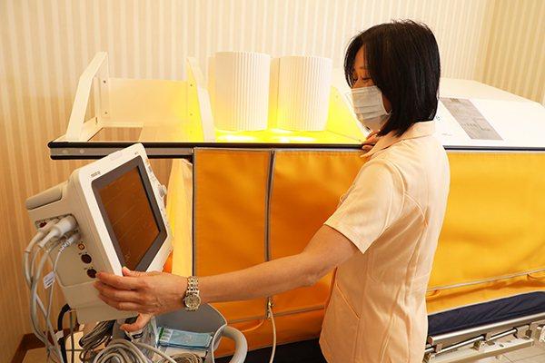 熱療目前在醫界正積極應用於輔助癌症治療上。海克瑟健康診所/提供