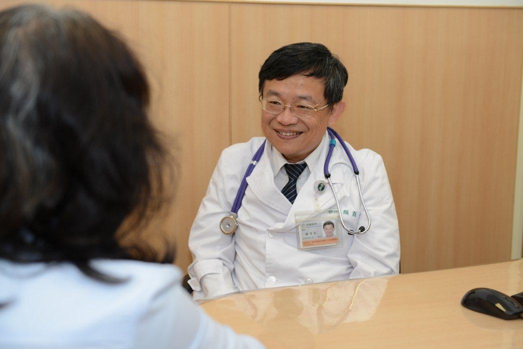 台北慈濟醫院職業醫學科主任賴育民。圖/台北慈濟醫院提供