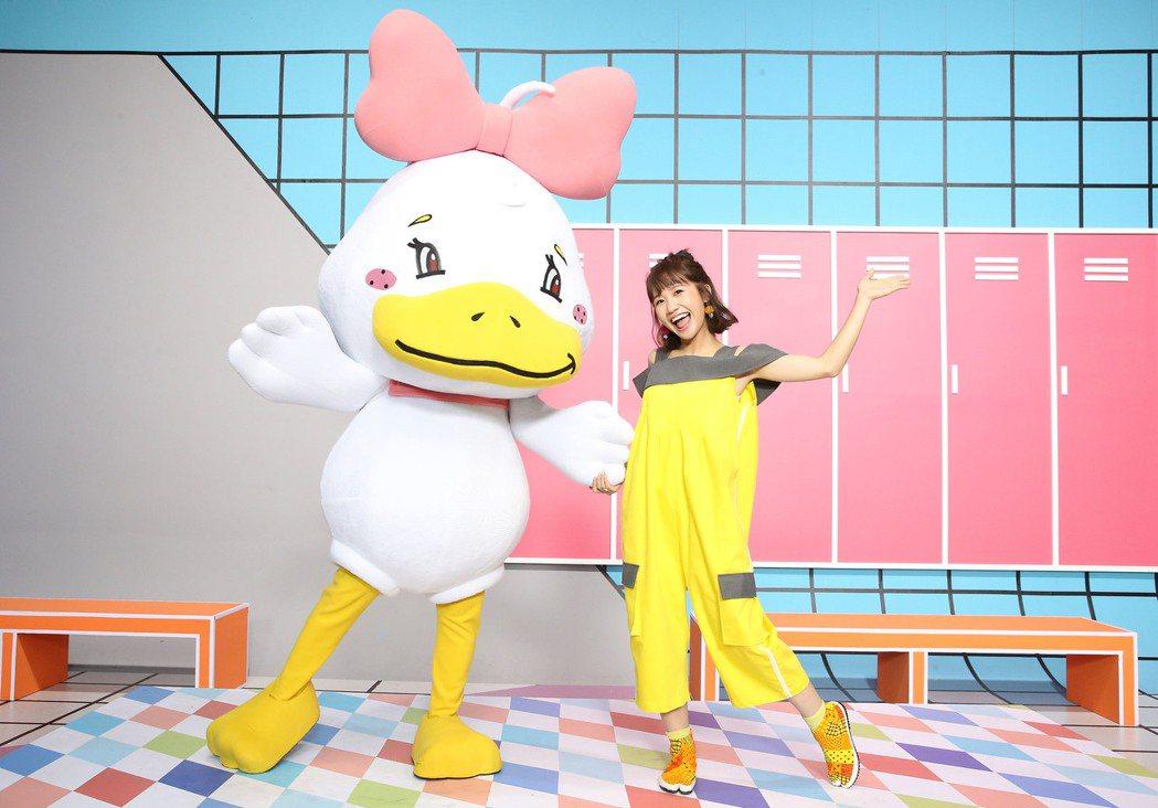 LuLu的美小鴨現在人氣很旺。圖/環球提供