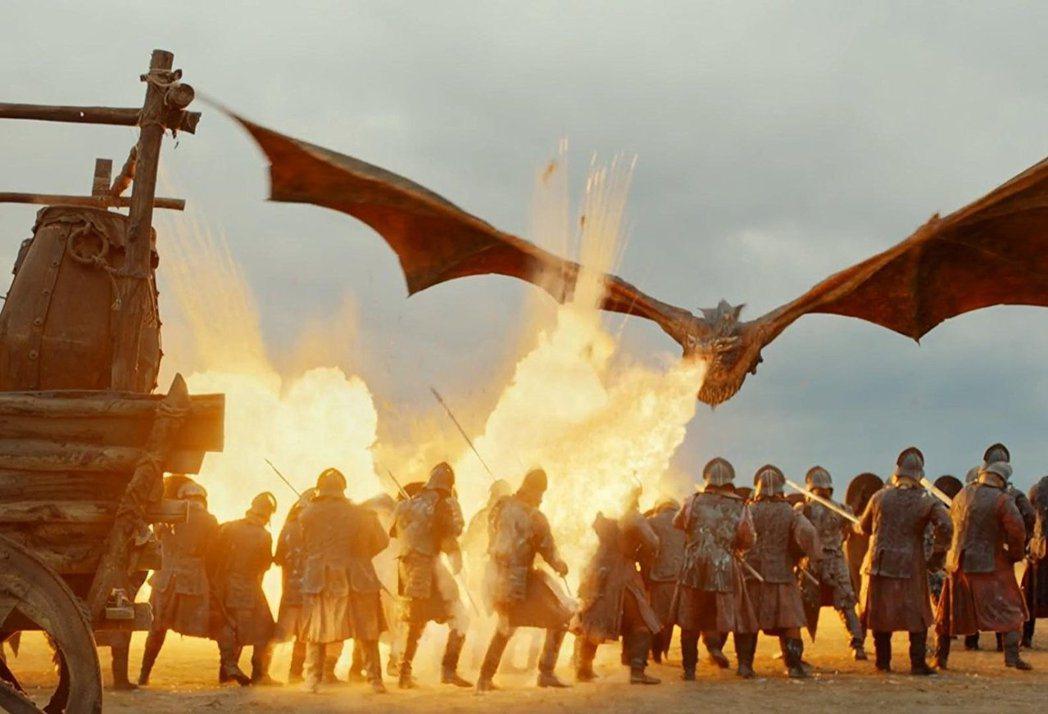 「冰與火之歌:權力遊戲」第7季第4集雖然提前流出,收視卻再創全劇開播以來首播觀眾...