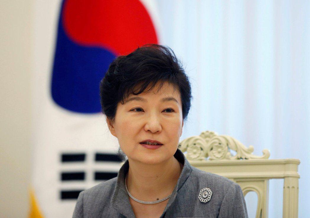 南韓前總統朴槿惠。 路透資料照