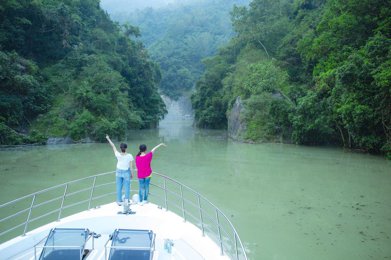 交通部觀光局西拉雅國家風景區管理處舉辦「西拉雅玩水酷」活動,將在曾文水庫舉辦難得...