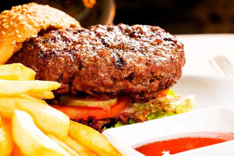 漢堡肉。 圖片/ingimage
