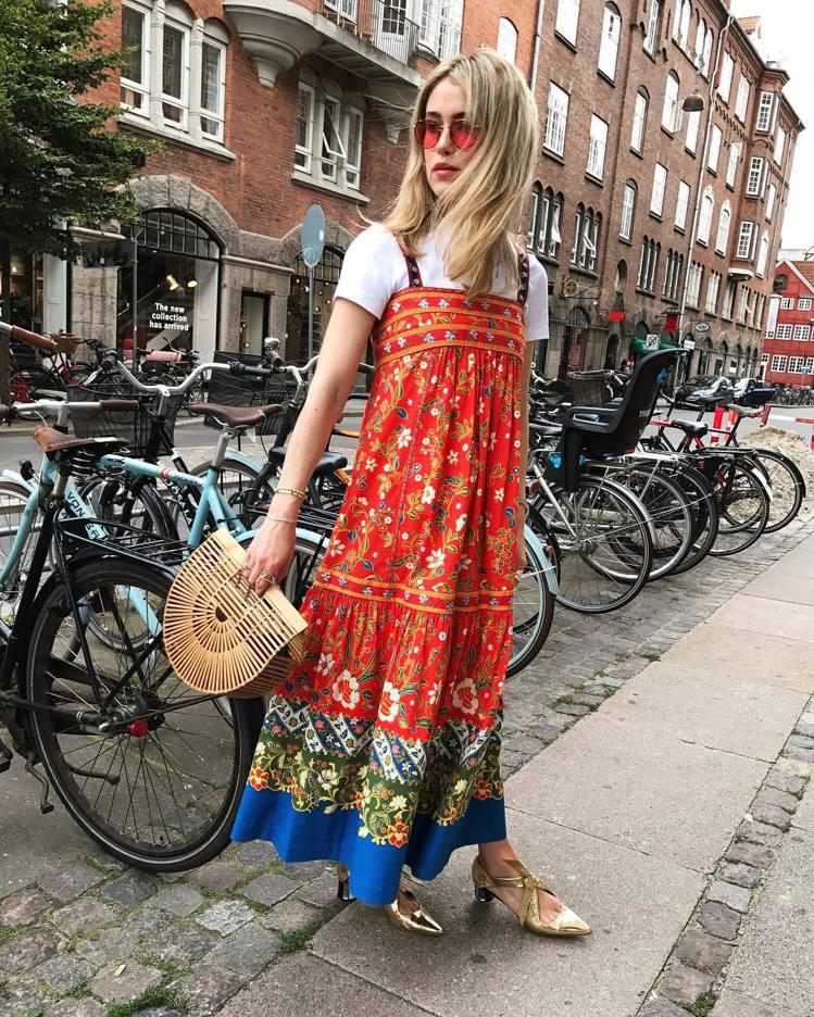Annabel Rosendahl。圖/擷自instagram
