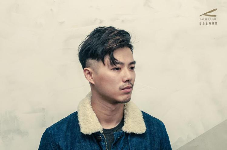 髮型創作/柒叁上海理髮 - 麻司 Mars。圖/HairMap美髮地圖提供