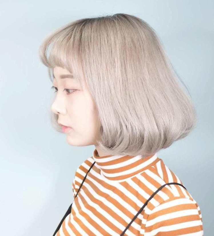 髮型創作/ Princess A - Sann Feng。圖/HairMap美髮...