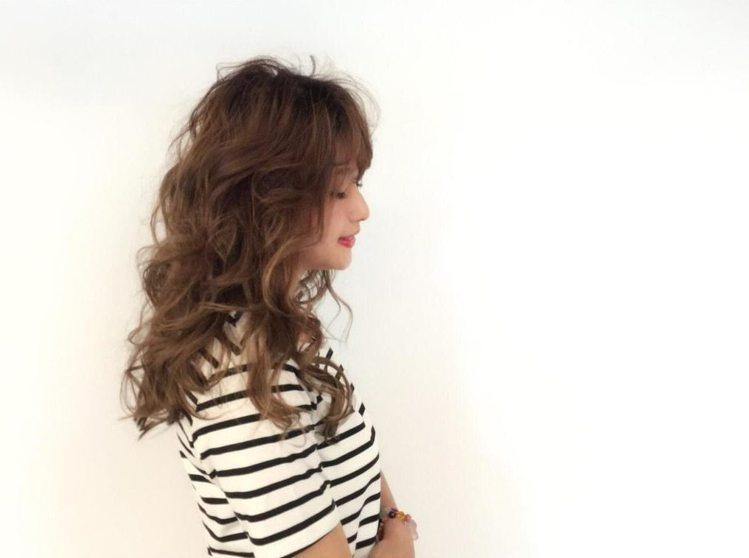 髮型創作/ 加慕秀Hair Salon 公館店/Lynn。圖/HairMap美髮...