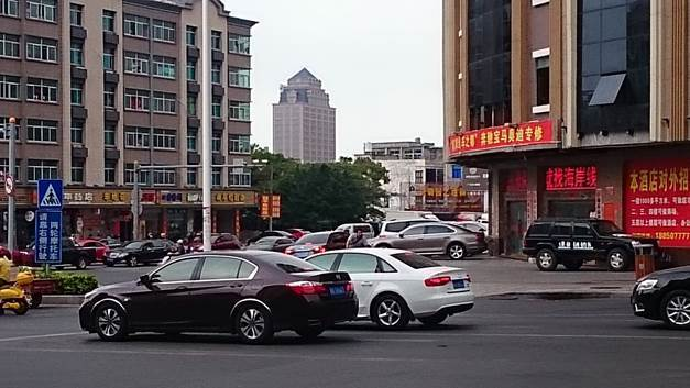平潭實驗區街景;圖片來源: Wikimedia Commons