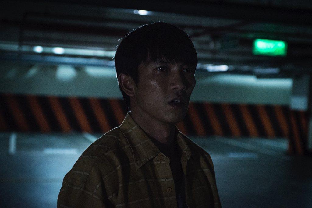 黃尚禾演出「天黑請閉眼」。圖/好風光提供