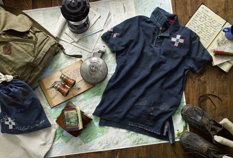 Elk Ridge限量Polo衫,售價9,080元。圖/Polo Ralph L...