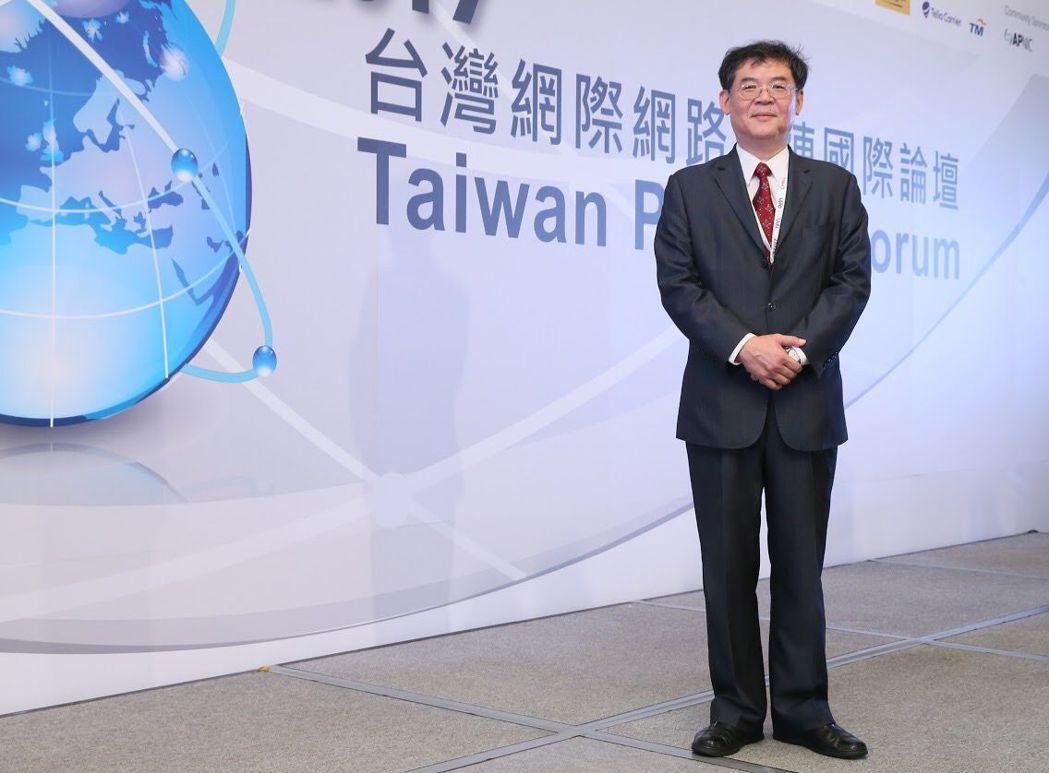 是方電訊董事長吳彥宏期許藉助此次TPF提升IX在網路通訊的重要性。