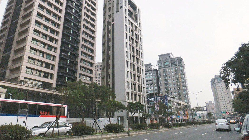 永慶房產集團統計近一年雙北市男性購屋地點偏好,文山區最受歡迎。 記者游智文/攝影