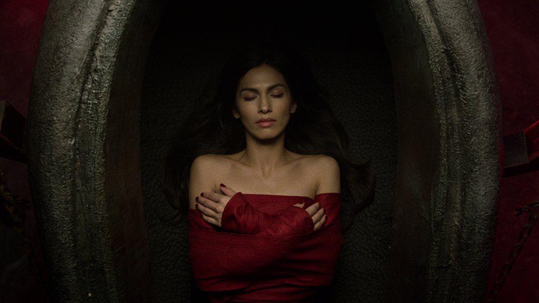 「幻影殺手」艾莉崔在「漫威捍衛者聯盟」重生。圖/Netflix提供