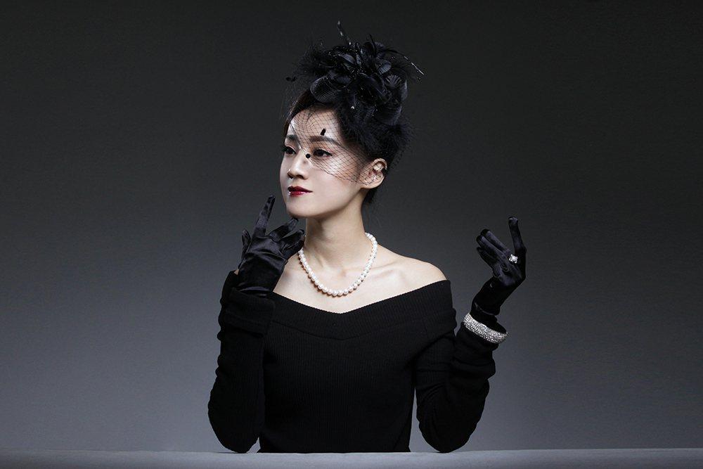 安婕希拍攝女性偉人。圖/Dave Koh提供