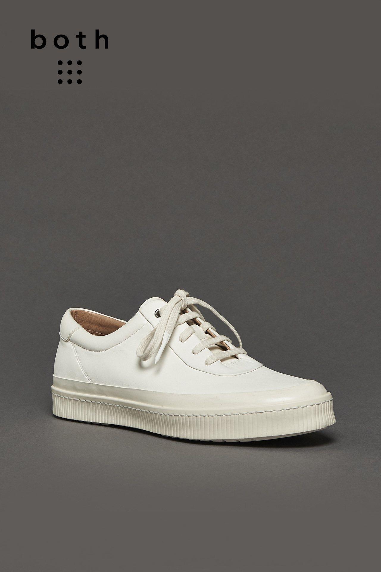 both 白色低筒鞋帶基本款(Artifacts),NT$13,980
