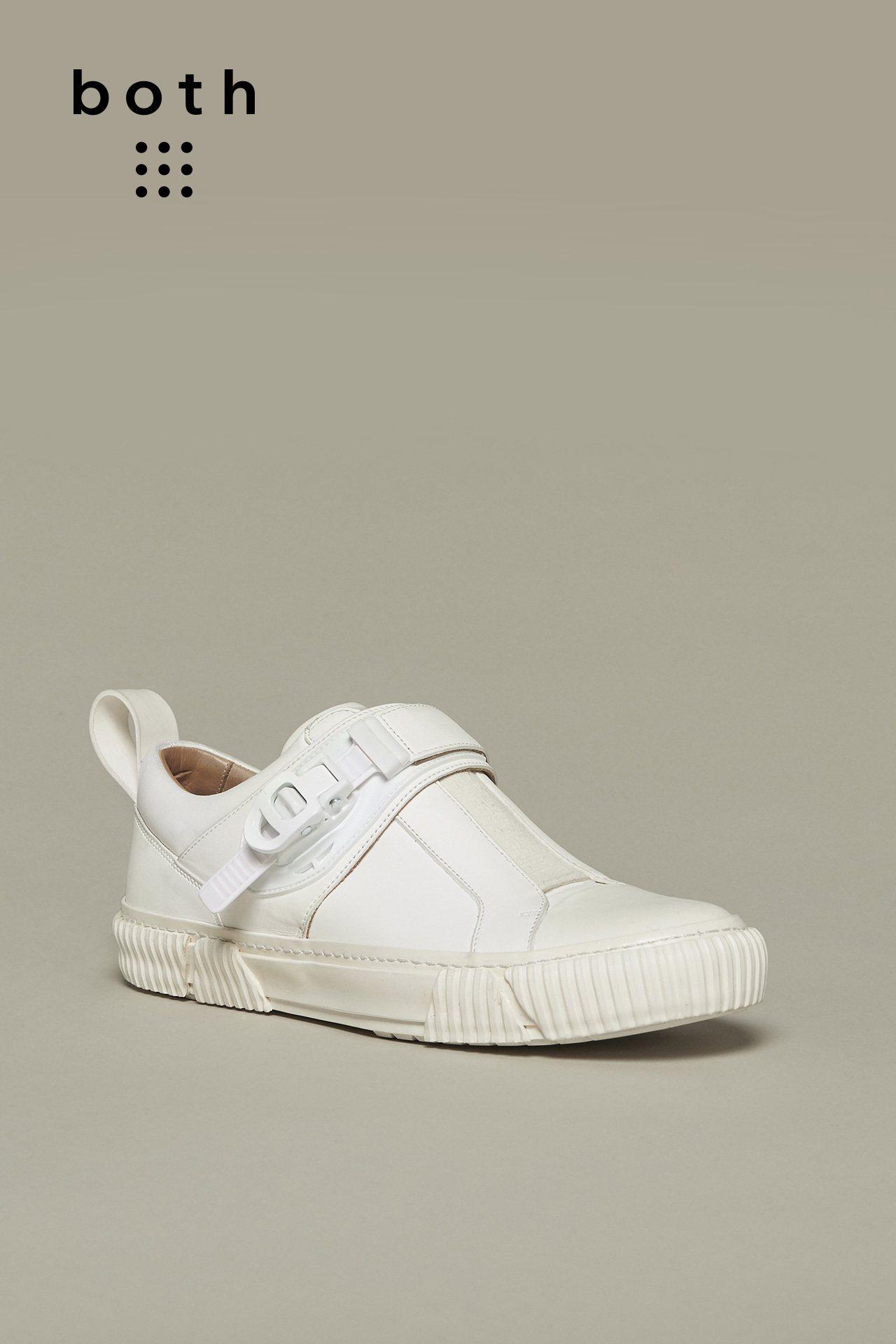 both 白色低筒鞋釦裝飾款(Artifacts),NT$14,980