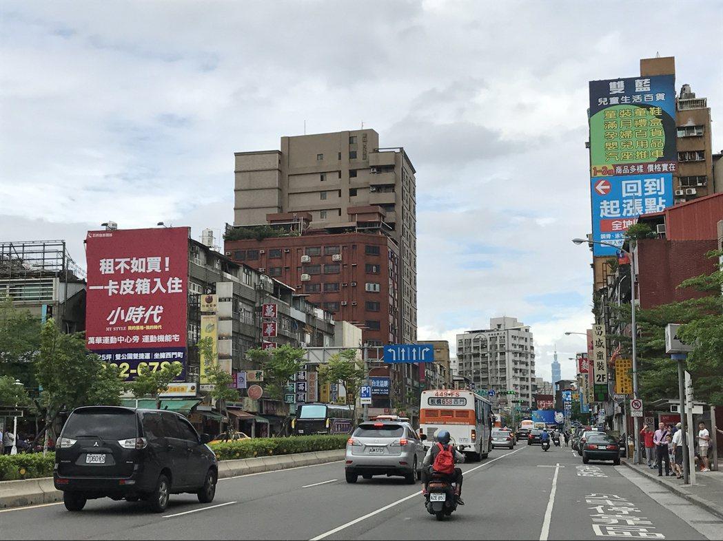預售市調顯示,雙北市現以萬華區議價率近二成最高。記者游智文/攝影