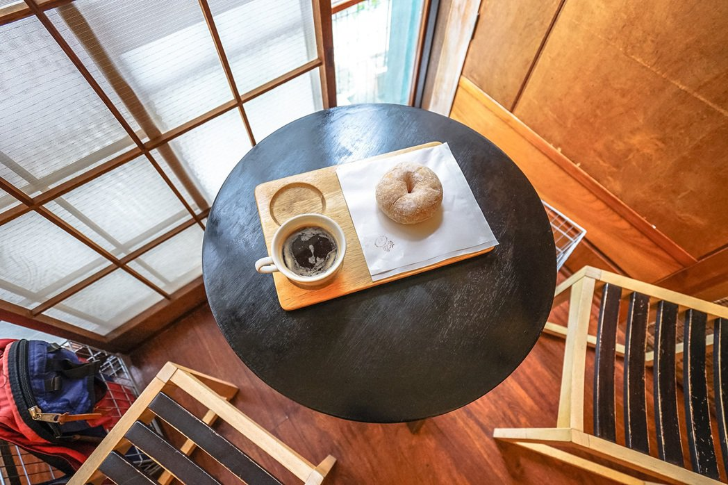 haritts coffee & donuts。圖/Chez提供