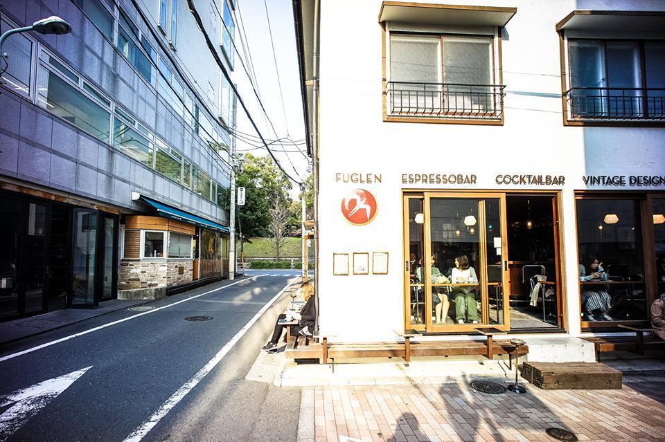 FUGLEN Tokyo。圖/Chez提供