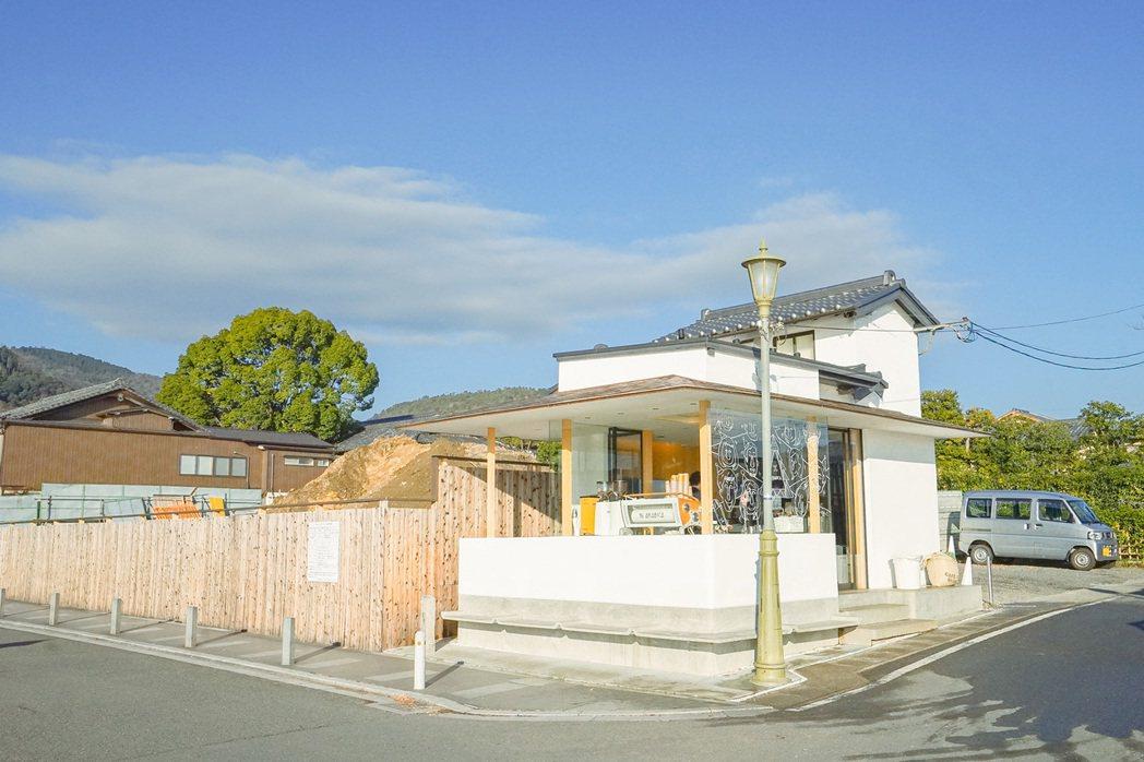 % ARABICA Kyoto Arashiyama。圖/Chez提供
