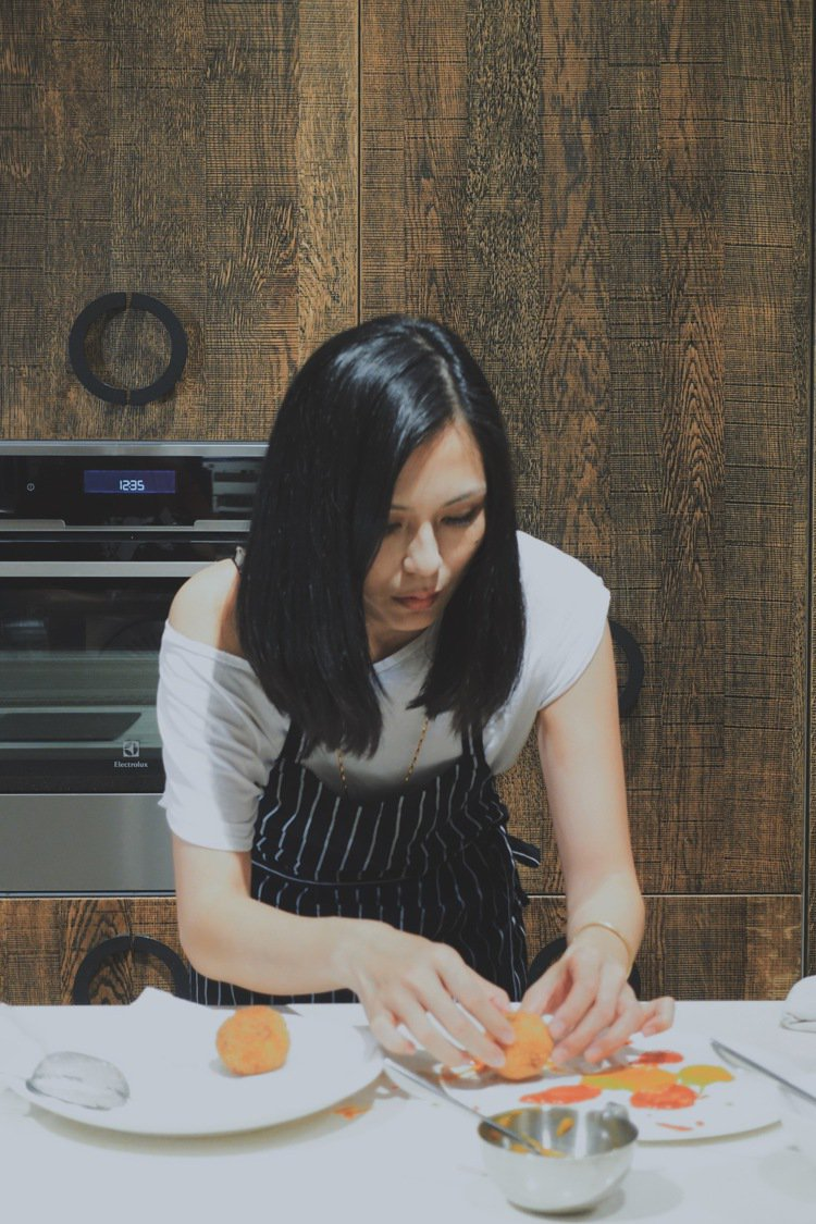 義大利菜是Yen的料理之根,每年還是會前往當地精進不同風土菜系。圖/PJ攝影