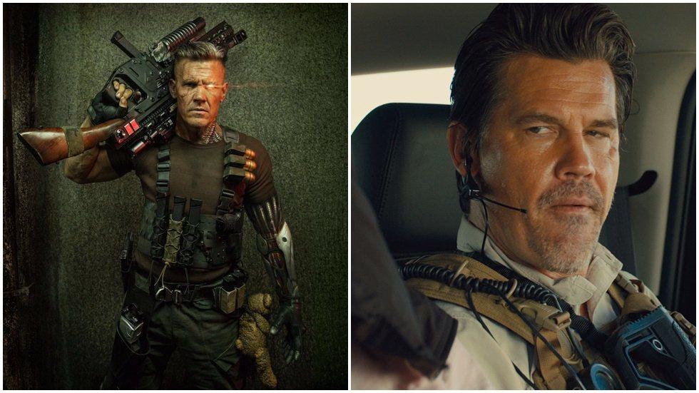 喬許布洛林將在「惡棍英雄:死侍2」飾演「機堡」。圖/摘自IG、龍祥提供