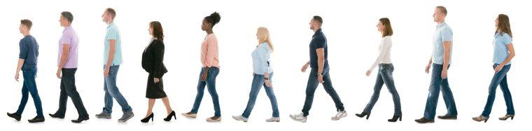 人體足部、膝蓋,及髖關節為一體,一旦走路姿勢不良,對人體健康影響甚遠,內、外八,...