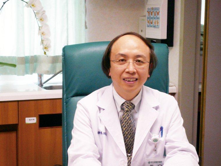 彰化基督教醫院婦產部主任蔡鴻德