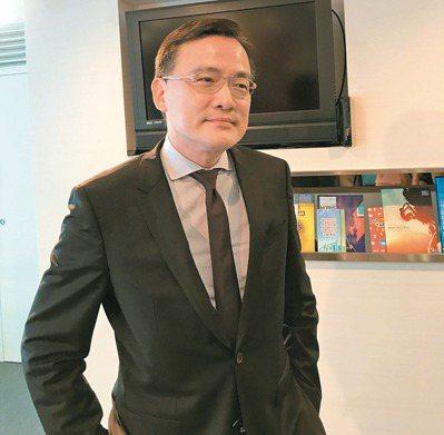 高力國際董事總經理劉學龍