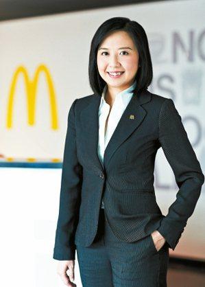 麥當勞中國首席執行官張家茵