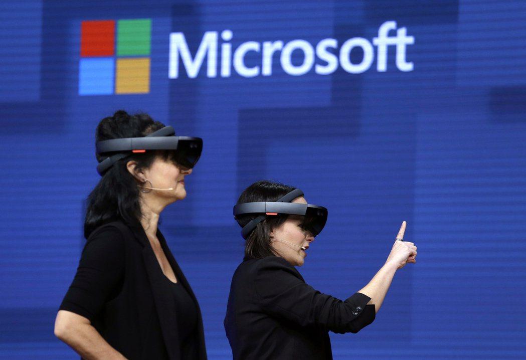 市調機構預計,2022年AR(擴增實境)眼鏡市場規模,將從2016年的1.386...