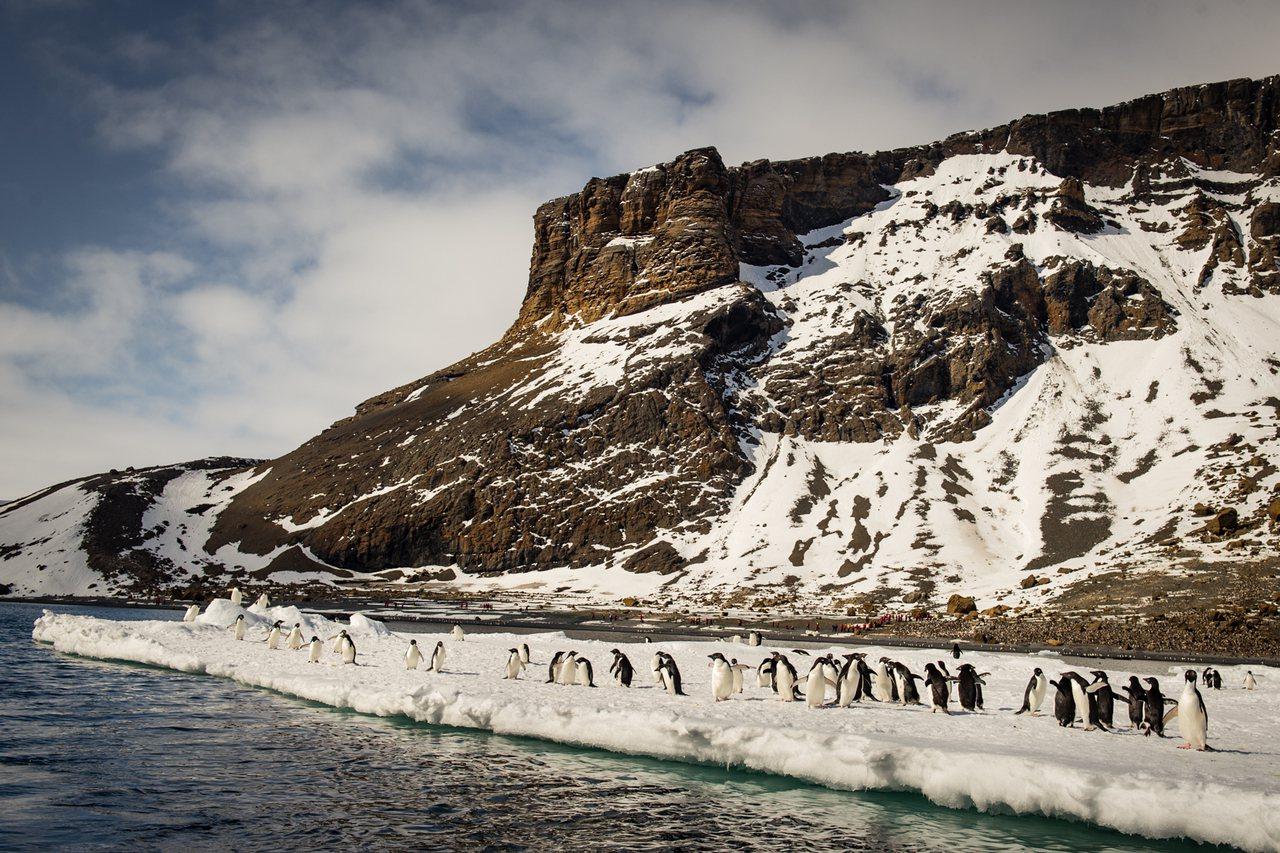 探訪南極,你將發現這裡不只有冰天雪地,更能讓你走入心靈的深處。圖/發現者旅行社提...