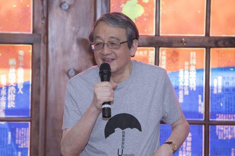 中共黨史學者、資深政經評論家林保華。 葉俊宏