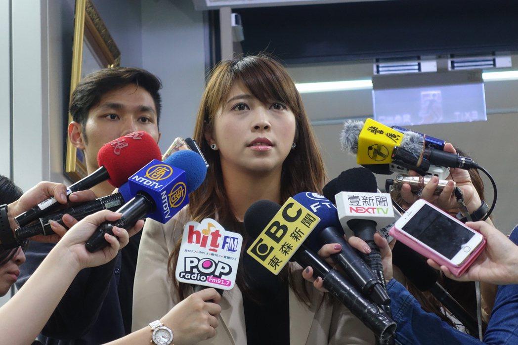 台北市府副發言人陳思宇將參選北市士林北投議員。本報系資料照片