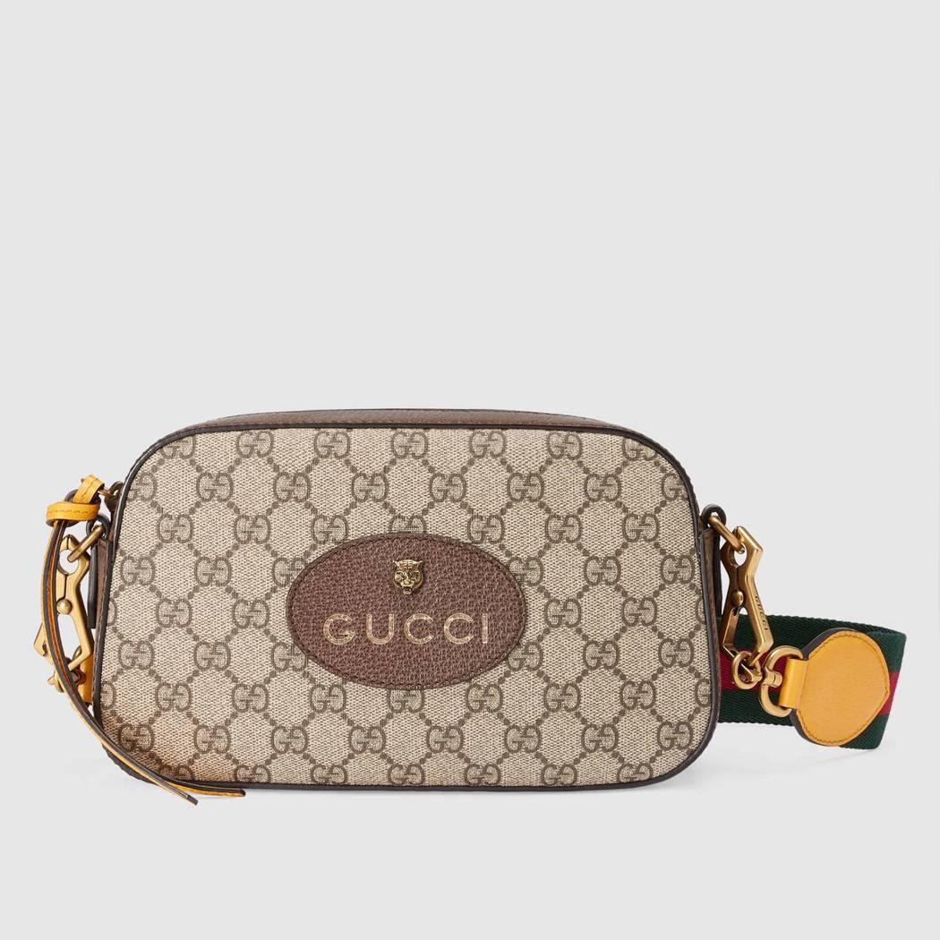 Gucci Neo Vintage 肩背包,33,800元。圖/Gucci提供