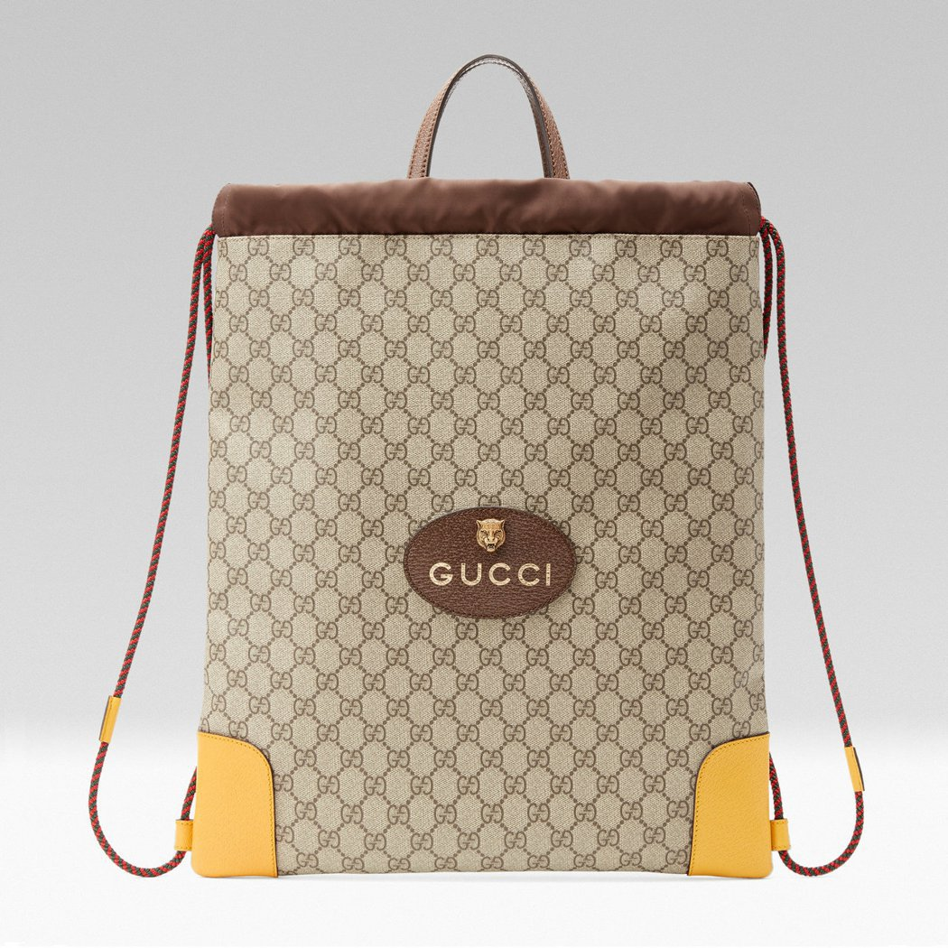 Gucci Neo Vintage 後背包,26,100元。圖/Gucci提供