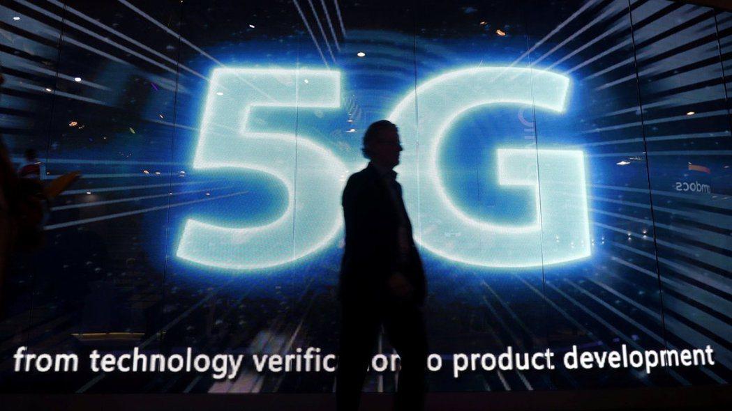 5G。 路透社