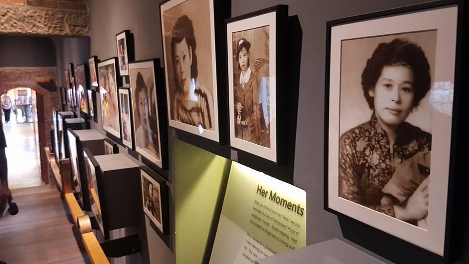位於迪化街巷弄中的「阿嬤家」,是一棟紀念慰安婦的展館,裏頭收錄許多當時的史料。記...