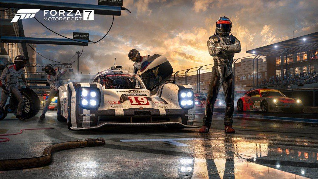 《極限競速 7》公布絕美車款,700款龐大車款陣容9月29日終極版搶先登場。圖/...