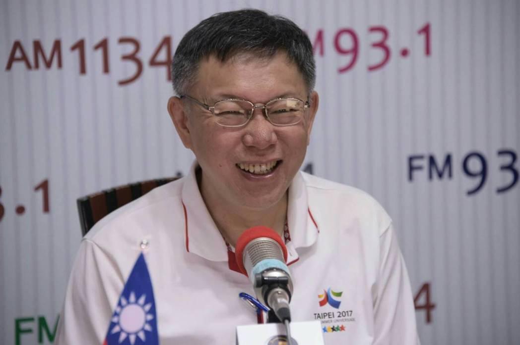 對於學生不用掃廁所,台北市長柯文哲上周市政會議時,特別交代教育局長曾燦金,強調「...